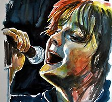 Tom Chaplin, featured in Art Universe, The Group by FDugourdCaput