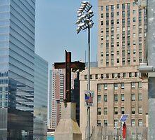 Cross Beams by Joseph Pacelli