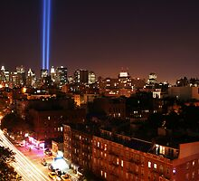 Memorial Lights Tribute by Joseph Pacelli