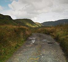 Blue Stack Mountain Road by WatscapePhoto