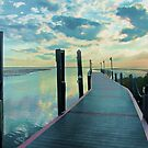 *Tampa Bay Jetty* by DeeZ (D L Honeycutt)