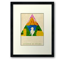 Legend Framed Print