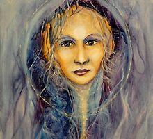 Kwan Yin by Kaye Bel -Cher