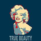 True Beauty (iPhone & iPod Cases) by PopCultFanatics