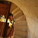 Windmill, Gozo, Malta by Jane McDougall