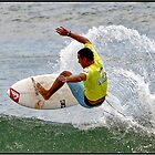 Surfing 2 by John Van-Den-Broeke