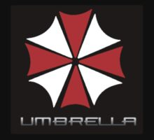 Umbrella Corporation Resident Evil #2 by f3mal3s