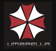 Umbrella Corporation Resident Evil #2 by f3mal3s