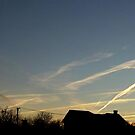 Contrails 6 by dge357