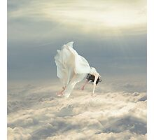 Free Falling Dream Photographic Print