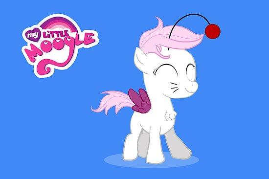 My little moogle: Kuponuts are Magic by Nana Leonti