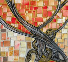 Serpent Tree II by Lynnette Shelley
