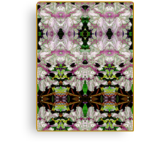 Trust  - Card VIII from The Tarot of Flowers Canvas Print