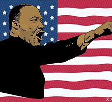 MLK by Kevin Goss