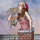 I'm Choking on a Cheap Christmas by secretplanet