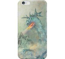 Chinese Water Dragon iPhone Case/Skin