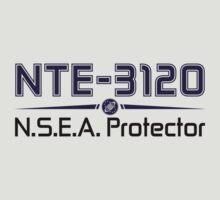 Registry Series - Protector Large Logo by Christopher Bunye