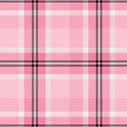 Pink Plaid 03 by onyonet photo studios