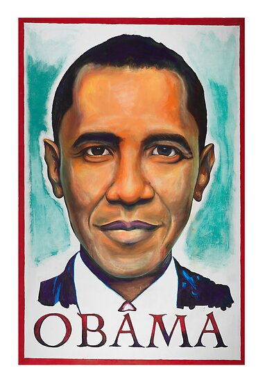 Obama by Mario Torero