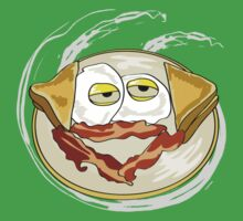 Wake N Bacon by YETiDesigns