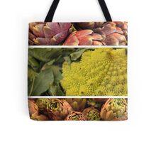 Edible Flowers Tote Bag