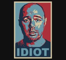 Idiot - Karl Pilkington from An Idiot Abroad by Brother Adam