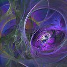 Aquarius49 by Fractal artist Sipo Liimatainen