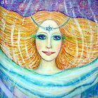 Goddess of deeper meaning by Lilaviolet
