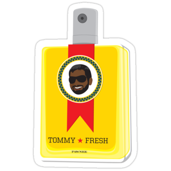 Tommy Fresh - w/o tagline by BasqueInk
