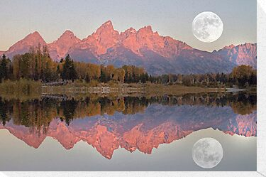 TETON MORNING by Charlene Aycock IPA
