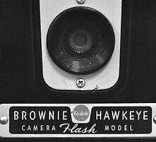 Kodak Brownie Hawkeye Face by Micahyz