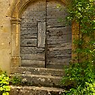 An Old Door in Vézelay by Images Abound | Neil Protheroe