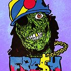 Zombie Fresh case by Madison Cowles