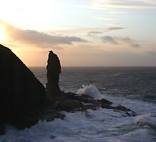 The Old Man of Stoer, Assynt by ScotLandscapes