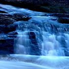Water Fall by borettiphoto