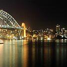 Sydney Harbour Bridge and Opera House  by Andrew  MCKENZIE