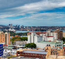 East Sydney - Sydney, NSW Australia by Mark Richards