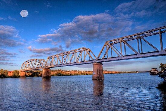 Murray Bridge Australia  city photo : ... Railway Bridge at Murray Bridge, South Australia by Mark Richards