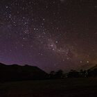 Starry Night. Halls Gap, Australia. by Frank  McDonald