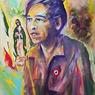 Cesar Chavez by Mario Torero