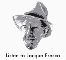Listen to Jacque Fresco by Raging Cynicism