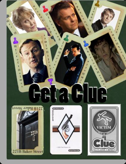 Get A Clue by Kootenai