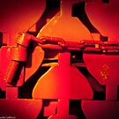 Prisoner in Red by vanyahaheights