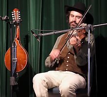 The Musician- Jerilderie by SharonD