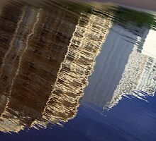 Abstract reflections by Antionette