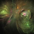 Peace in time by Fractal artist Sipo Liimatainen