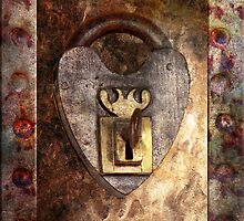 Steampunk - Locksmith - The key to my heart by Mike  Savad