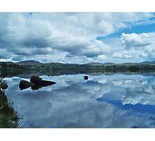 Lough Eske Reflection Photographic Print