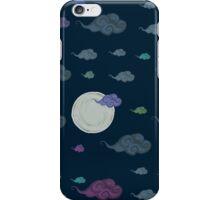 Cloudy Night iPhone Case/Skin