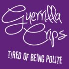 Guerrilla Crips - on dark by incurablehippie